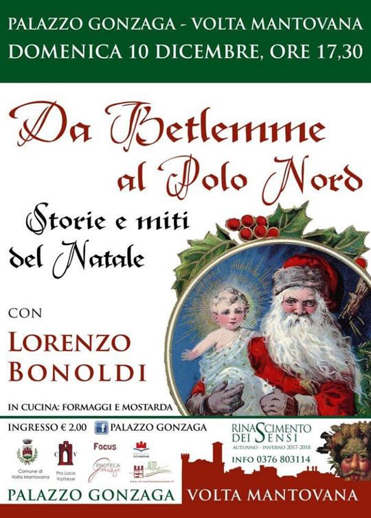 Da Betlemme al Polo Nord a Volta Mantovana