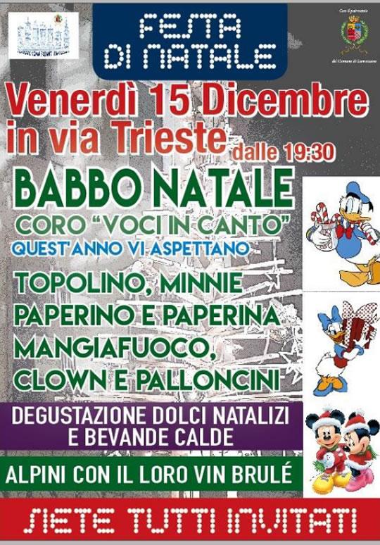 Festa di Natale a Lumezzane