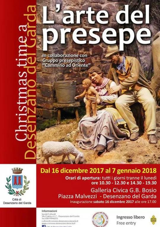 L'Arte del Presepe a Desenzano