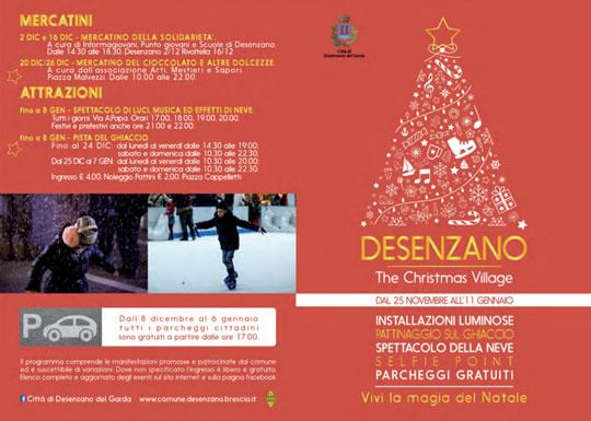 La Magia del Natale a Desenzano