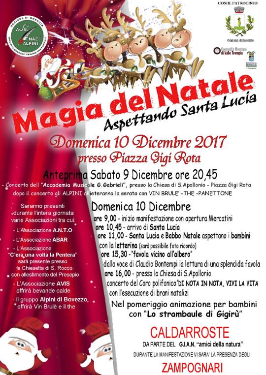 Magia del Natale a Bovezzo
