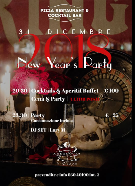 New Year's Party a Brescia