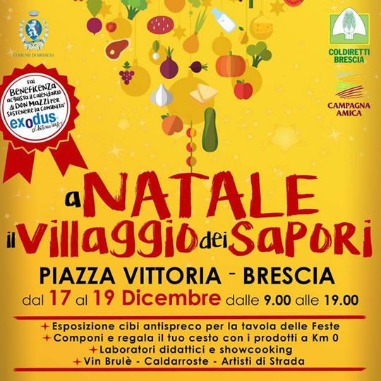 Villaggio dei Sapori a Brescia
