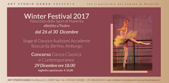 Winter Festival a Manerba