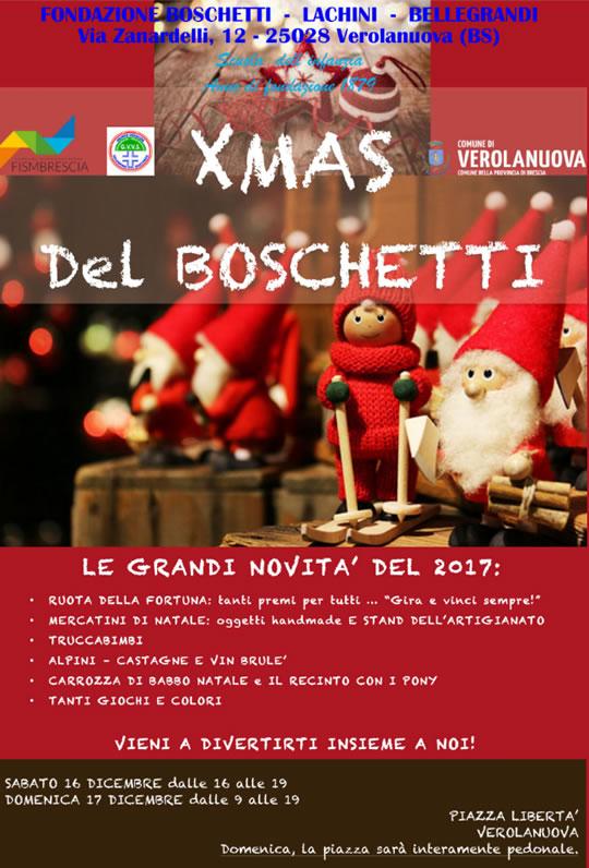 XMas del Boschetti a Verolanuova