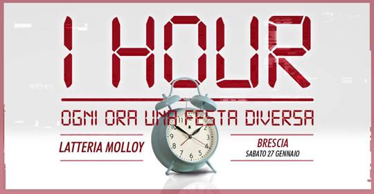 1 Hour a Brescia