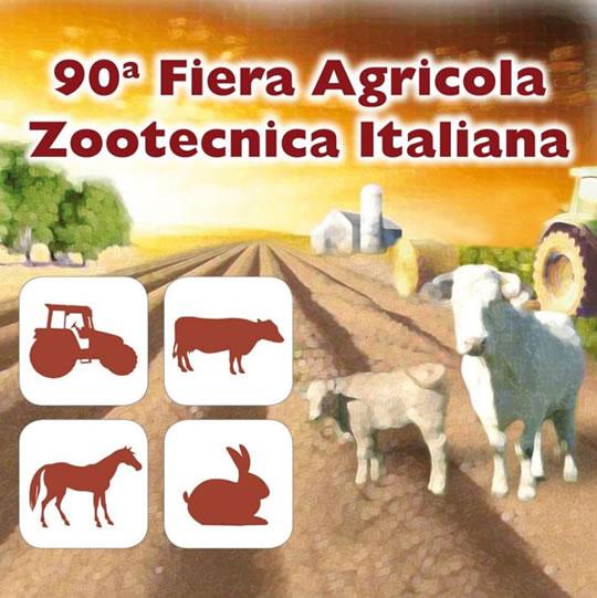 90 Fiera Agricola Zootecnica Italiana a Montichiari
