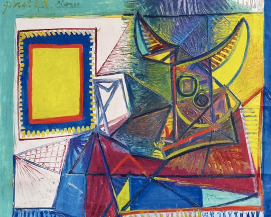 Apertura mostra Picasso, De Chirico, Morandi a Brescia