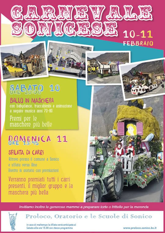 Carnevale Sonicese