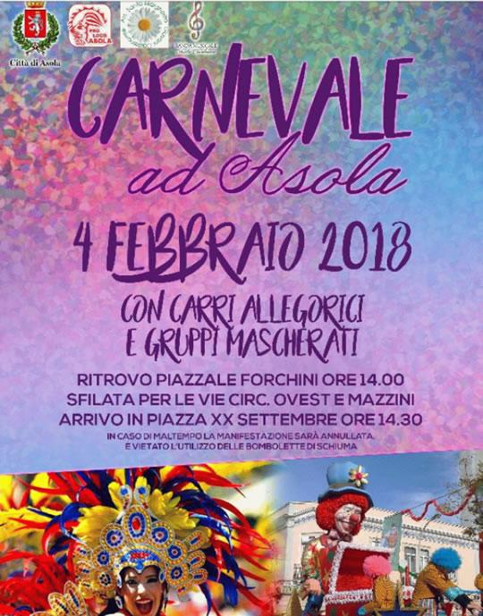 Carnevale ad Asola