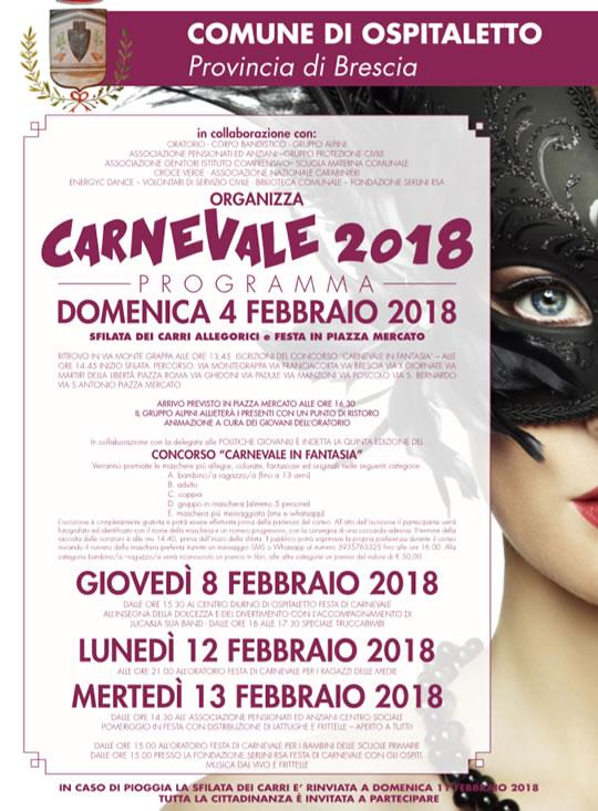 Carnevale di Ospitaletto