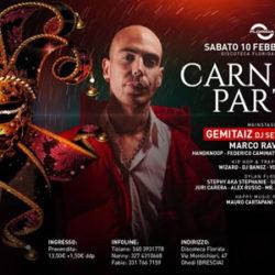 Carnival Party a Ghedi