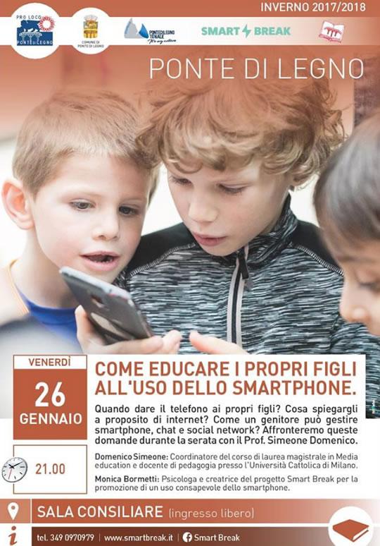 Come Educare i Propri Figli all'Uso dello Smartphone a Ponte di Legno