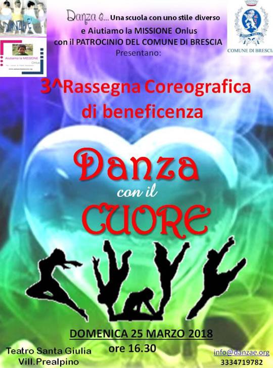 Danza con il Cuore a Brescia