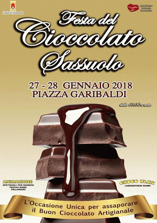 Festa del Cioccolato a Sassuolo MO