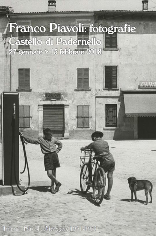 Franco Piavoli Fotografie al Castello di Padernello
