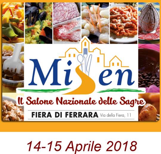 Il Salone Nazionale delle Sagre a Ferrara