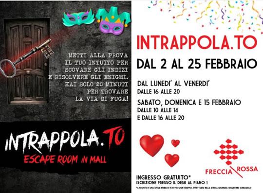Intrappola.To a Brescia