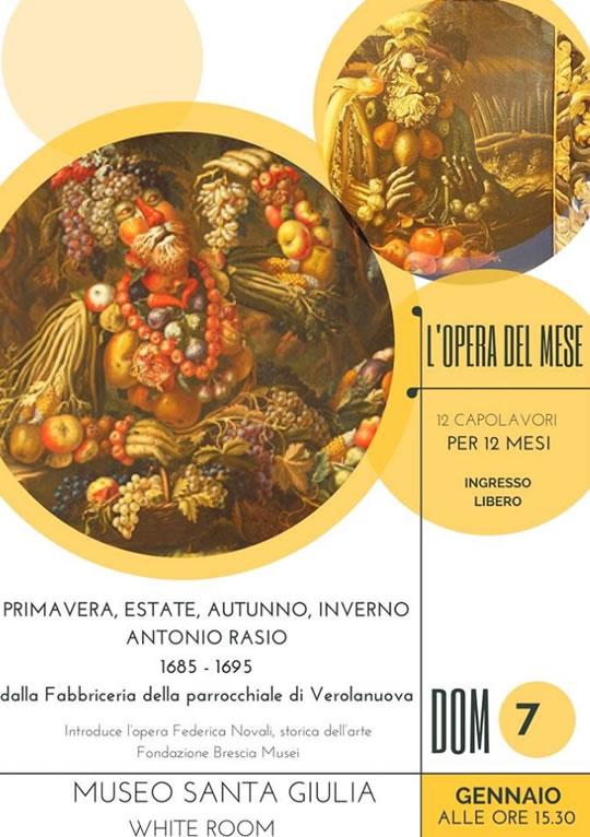 L'Opera del Mese al Museo Santa Giulia