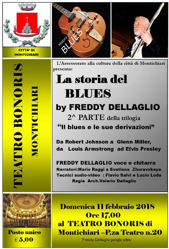 La Storia del Blues a Montichiari