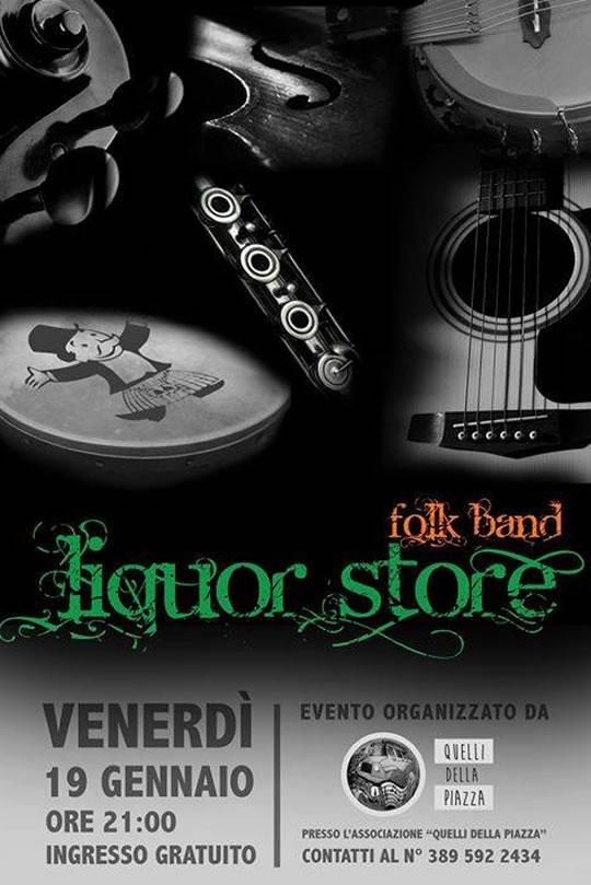 Liquor Store Folk Band a Lumezzane