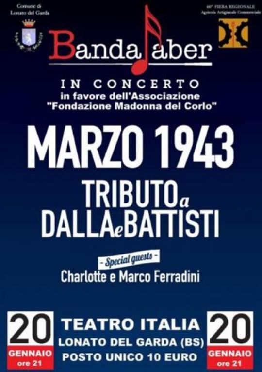 Marzo 1943 a Lonato