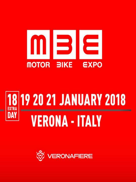 Motor Bike Expo a Verona