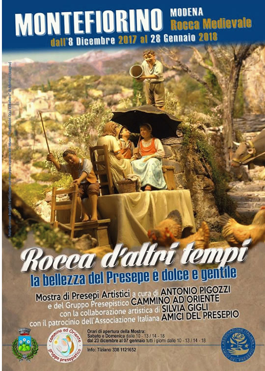 Rocca d'Altri Tempi a Montefiorino MO