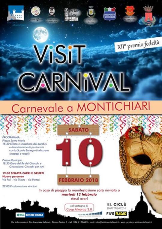 Visit Carnival a Montichiari