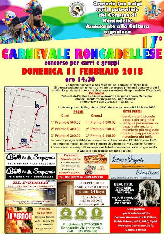 17 Carnevale Roncadellese
