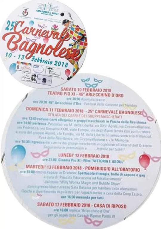 25 Carnevale Bagnolese
