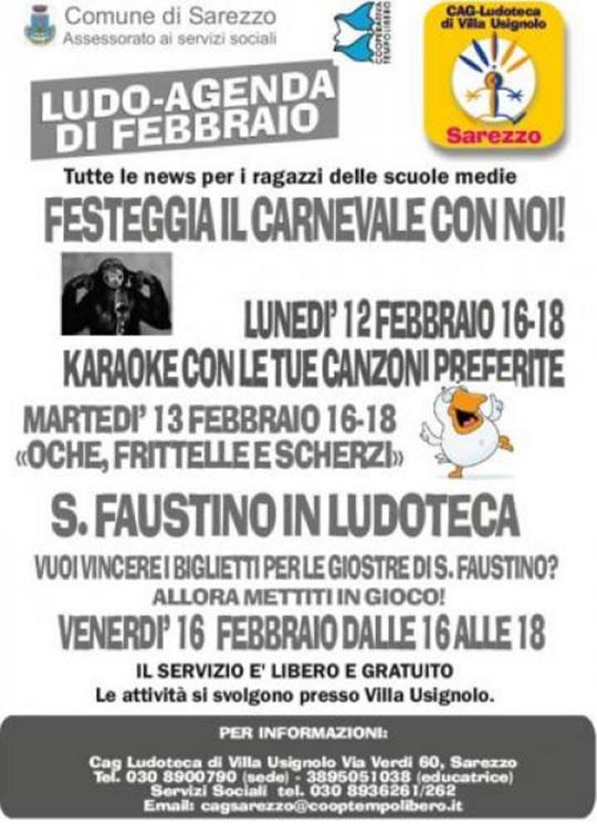 Carnevale a Sarezzo