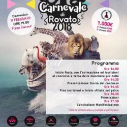Carnevale di Rovato