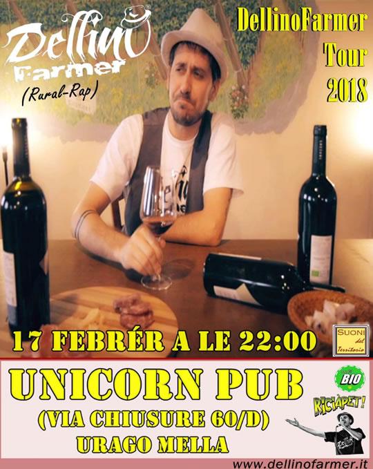 Dellino tour a Brescia
