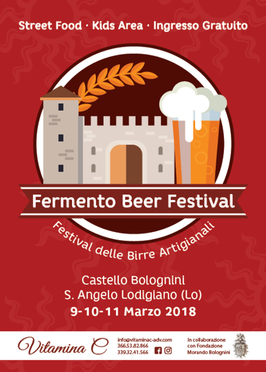 Fermento Beer Festival a S. Angelo Lodigiano LO
