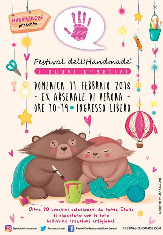 Festival dell'Handmade a Verona