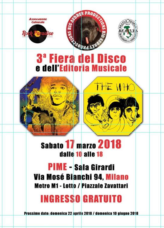 Fiera del Disco e dell'Editoria Musicale a Milano