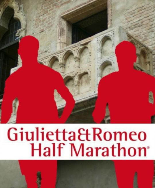 Giulietta e Romeo Half Marathon a Verona