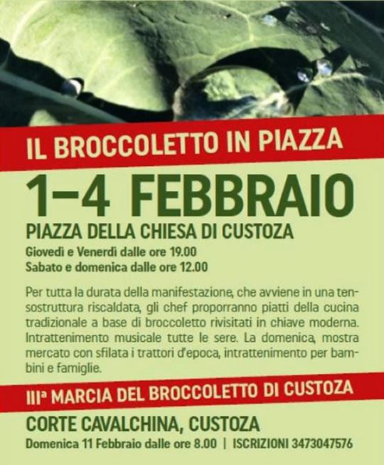 Il Broccoletto in Piazza a Custoza VR