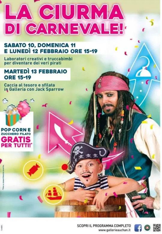 La Ciurma del Carnevale a Mazzano
