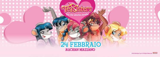 Le Tea Sisters a Mazzano