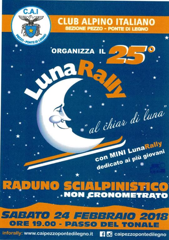 Luna Rally a Ponte di Legno