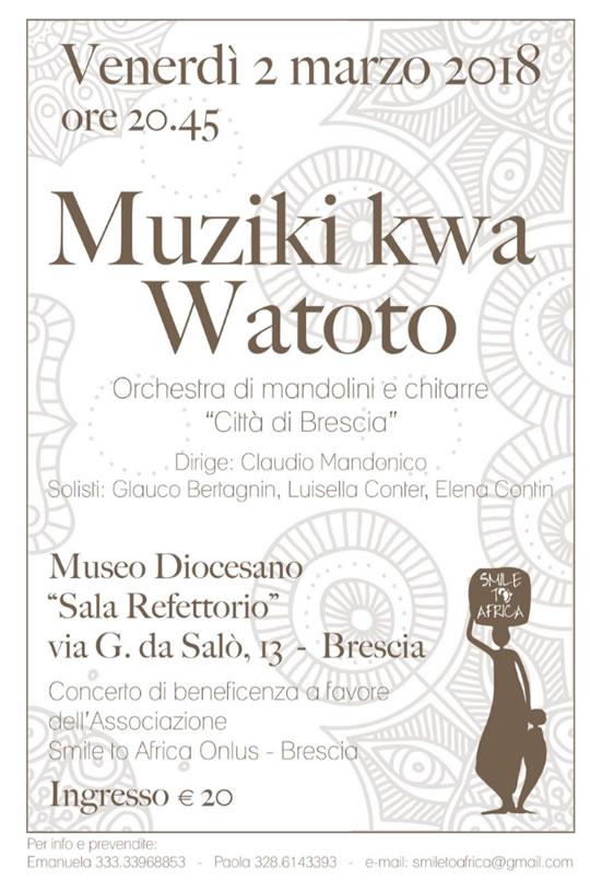 Muziki kwa watoto a Brescia