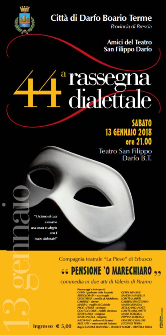 Rassegna Dialettale a Darfo Boario Terme