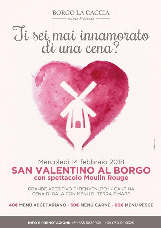 San Valentino al Borgo di Pozzolengo