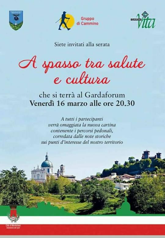 A Spasso tra Salute e Cultura a Montichiari