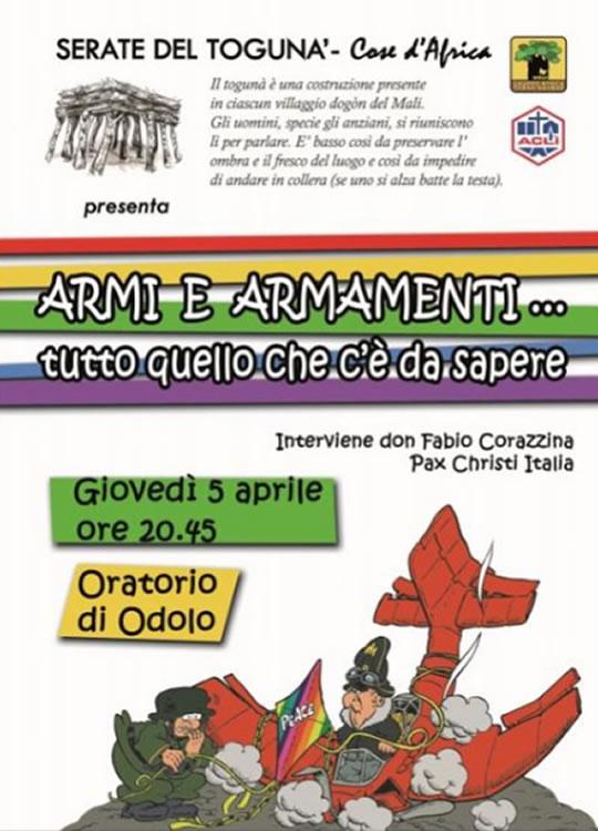 Armi e Armamenti a Odolo