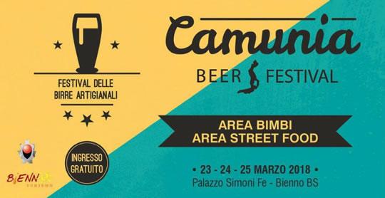 Camunia Beer Festival a Bienno