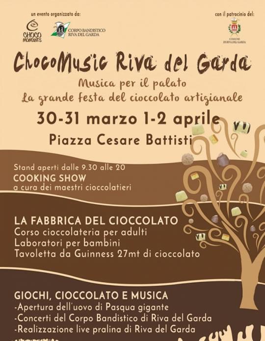 Choco Music a Riva del Garda