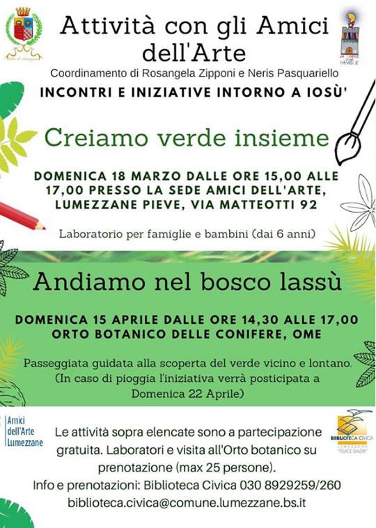 Creiamo Verde Insieme a Lumezzane